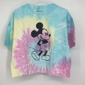 Disney Mickey Mouse Tie Dye
